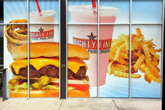 Retail Signs and Graphics