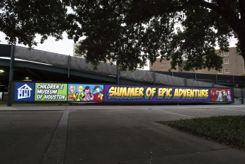 wide format banner